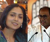 Digvijay slams haters, says wife Amrita has given up her claim on his property