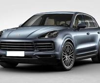 3rd Gen SUV Porsche Cayenne To Launch in India by June 2018