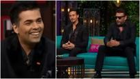 Koffee With Karan | Watch: Tiger Shroff ADMITS to having a CRUSH on Shraddha Kapoor