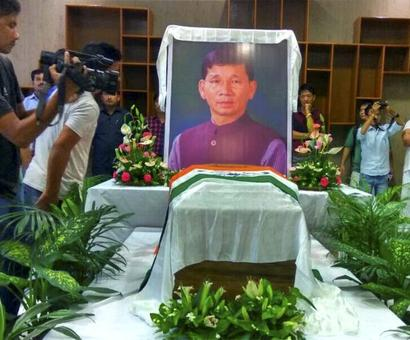 SC no to urgent hearing on PIL for probe in ex-CM Pul's death
