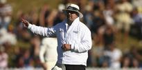 Cricket: Guess who? Illingworth and Llong to umpire Black Caps' clash