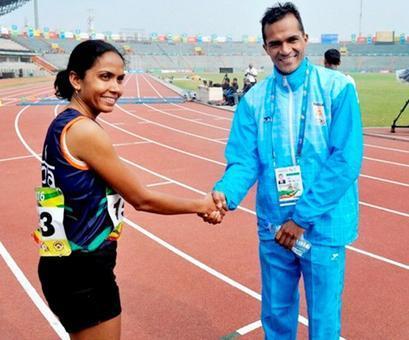 Marathoner Raut contradicts Jaisha's claim of AFI apathy at Rio