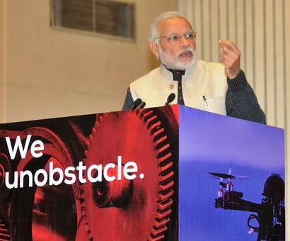 Dear Mr Modi, Let's focus on IT to transform India!