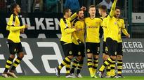 Borussia Dortmund reach cup semi-finals despite fans staging ticket protest