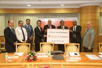 Bank of Baroda and Cholamandalam MS General Insurance Co Ltd  Corporate Agency Announcement