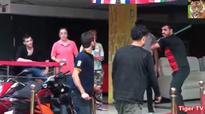 Arab & Thai Fighting In pattaya