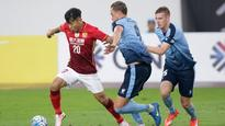 Sydney FC top ACL group despite loss to Evergrande