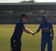 Live: Tour Match - India A vs England XI