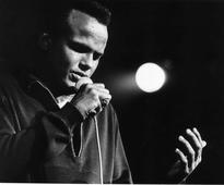 Harry Belafonte to make rare appearance at Kate Wolf festival