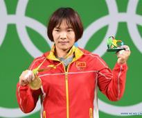 Xiang Yanmei wins women's weightlifting 69kg gold for China