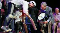 Ig Nobel science awards recognise goat man