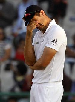 Cook steps down as England's Test captain