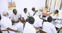 Narayansamy promises action if law and order is disturbed