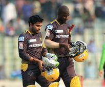 Sammy's blitz eliminates Chittagong