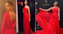Red Alert on Red Carpet! Who Wore It Best: Priyanka Chopra, Deepika Padukone or Katrina Kaif? - Vote
