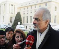 Syria negotiators discuss relief to Homs, prisoner releases