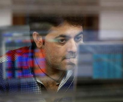 Sensex dives 205 points on RBI status quo, inflation outlook