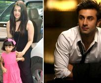 Ash's daughter thought Ranbir was her dad!