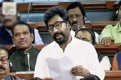 Air India revokes flight ban on Sena MP Gaikwad