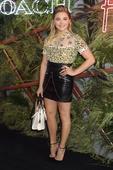 Chloe Moretz praises boyfriend Brooklyn Beckham as she reveals Hollywood left her wanting a boob job at 16