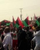 News24.com.ng | There is no going back on Biafra, says Nnamdi Kanu