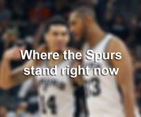 A look at the Spurs roster for the 2016-2017 season