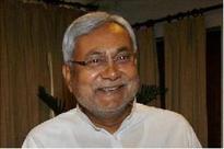 Chief minister Nitish Kumar flags off 'Jagriti Yatra' from Patna Saheb
