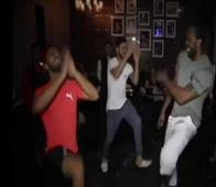 Video: One 'Patiala Peg' Down, Kohli and Mandeep Singh Teach Chris Gayle Some Serious Bhangra Moves