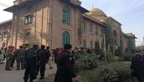 Peshawar attack: 9 suspects arrested