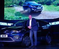 Tata Motors launches Hexa at Rs 12L; creates new SUV segment