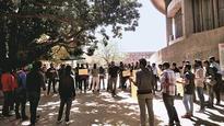 Ramjas tremors felt at Panjab University