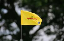 2016 Quicken Loans National PGA golf playing field with Tiger Woods as the host