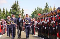 Crown Prince attends Mutah University graduation
