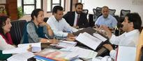 DC Poonch reviews arrangements for Swadhar Greh for women