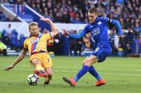 Duo end goal droughts as Leicester sink Palace