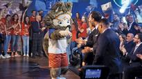 Fun-loving wolf named 2018 World Cup mascot