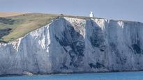 Scientists discover space dust in white cliffs of Dover