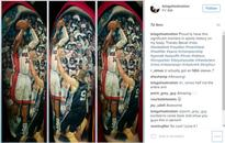 While San Antonio wants to forget Ray Allen's Game 6 shot, this woman got it tatted on her arm