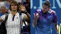 US Open: Young guns Alexander Zverev, Nick Kyrgios suffer shocking exits