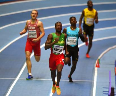 SHOCKING! Every runner in 400m heat disqualified at World Indoors