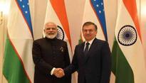 PM Modi meets Uzbekistan President, discusses expansion of ties