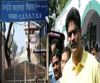 Shahabuddin leaves Patna by train on way to Tihar