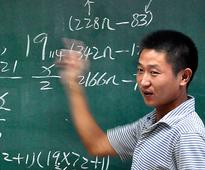 Migrant math whiz offered a job