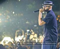 Benny Dayal steals hearts as Lady Hardinge completes a century