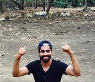 'Sir' Ravindra Jadeja's Photo Shoot With Lions Goes All Wrong, Cricketer Lands In Controversy