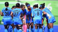Indian women's hockey players use unique technique to improve mental strength
