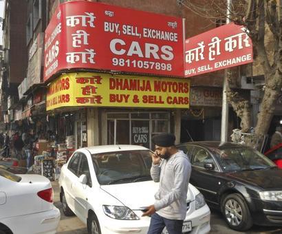 Monsoon hope revs up rural car sales