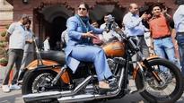 Ranjeet Ranjan, the Harley Davidson-riding MP, accuses Vistara staff of misbehaviour