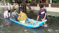 Stuck in floods in Varanasi, Allahabad? Book Ola boats