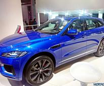 Jaguar F-Pace launch on October 20, prices start at INR 68.4 lakh (Ex-Showroom, Delhi)